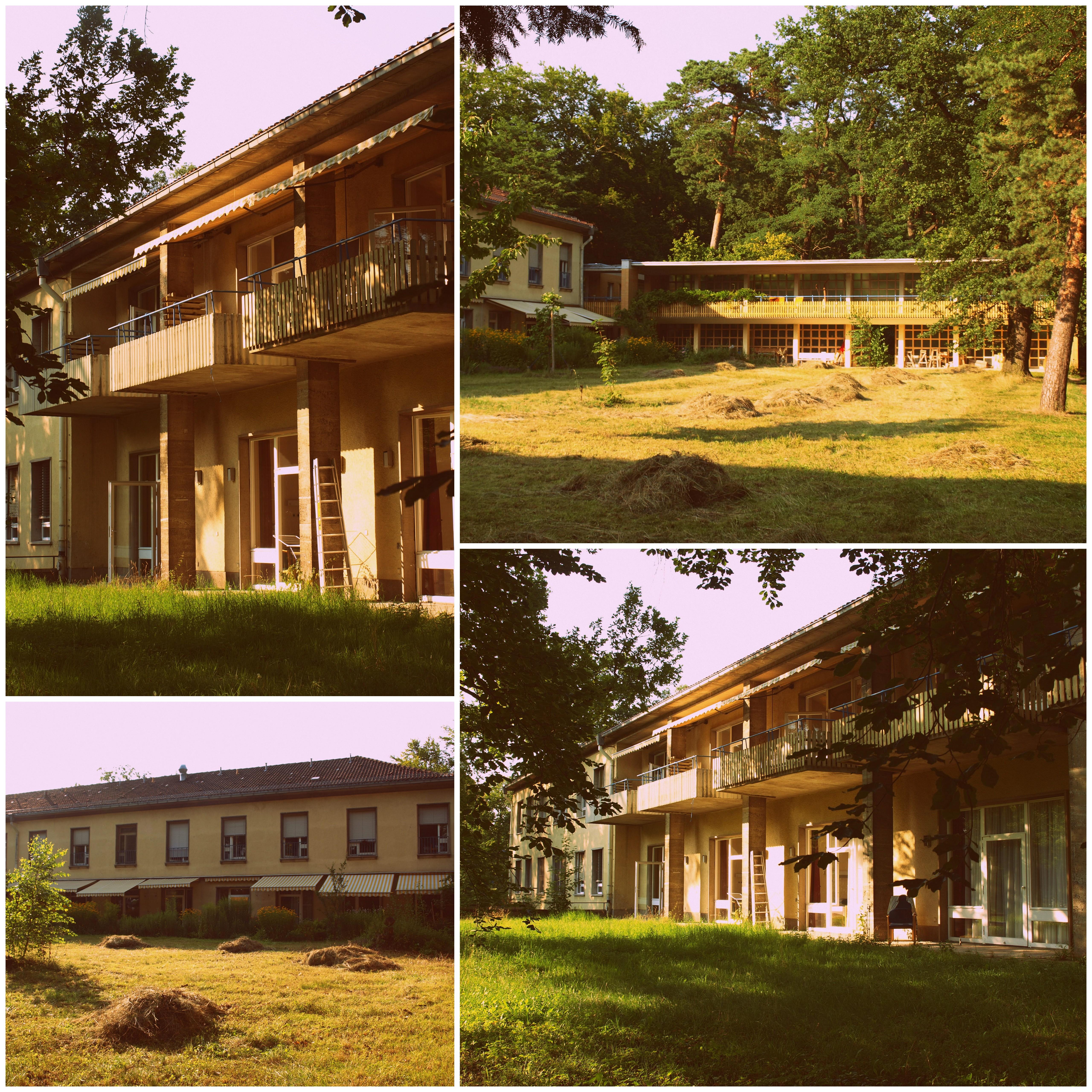 Schullandheim in den 80ern oder Jugendherberge in den 60ern?